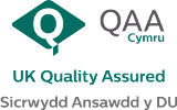 QAA checks how UK universities and colleges maintain the standard of their higher education provision. The QAA diamond logo and 'QAA' are registered trademarks of the Quality Assurance Agency for Higher Education